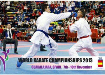 Campeonato del Mundo, Guadalajara 2013