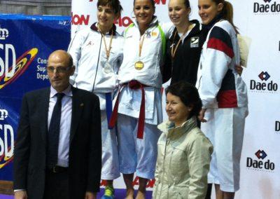 XLV Campeonato de España Senior