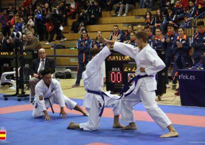 Campeonato de España Cadete, Junior y Sub-21, 2015