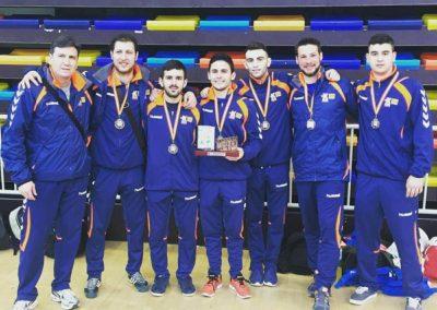 Campeonato de España Senior 2016