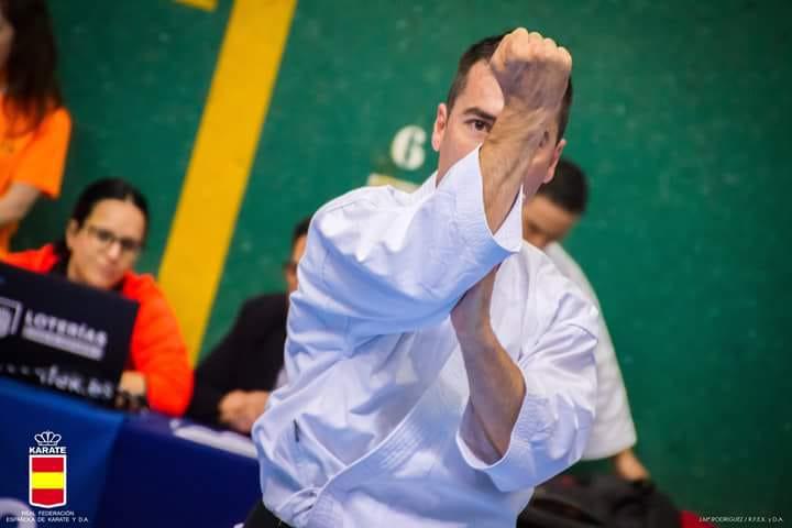 Curso de Entrenador de Karate Nivel I