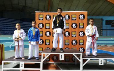 XXXV Juegos Escolares de Aragón de Karate