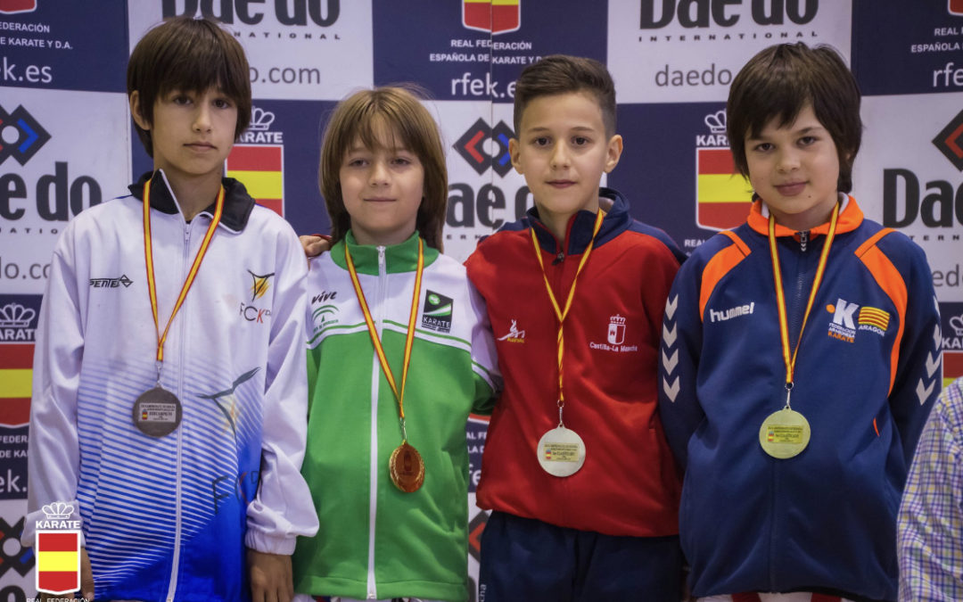 XLI Campeonato de España Benjamín, Alevín, Infantil y Juvenil