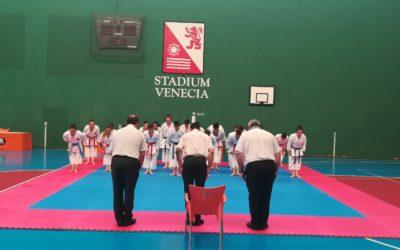 Campeonato de Aragón Senior de Karate