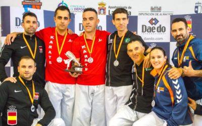 VI Campeonato de España de Karate – Kumite y Kata de veteranos