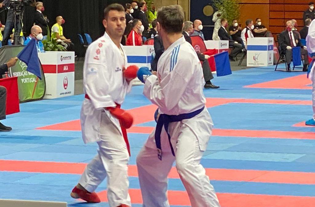 Marcos Martínez Velilla convocado para el Campeonato de Europa absoluto de Karate